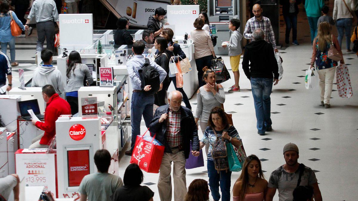 Ventas del comercio crecieron un 3,8% durante 2017