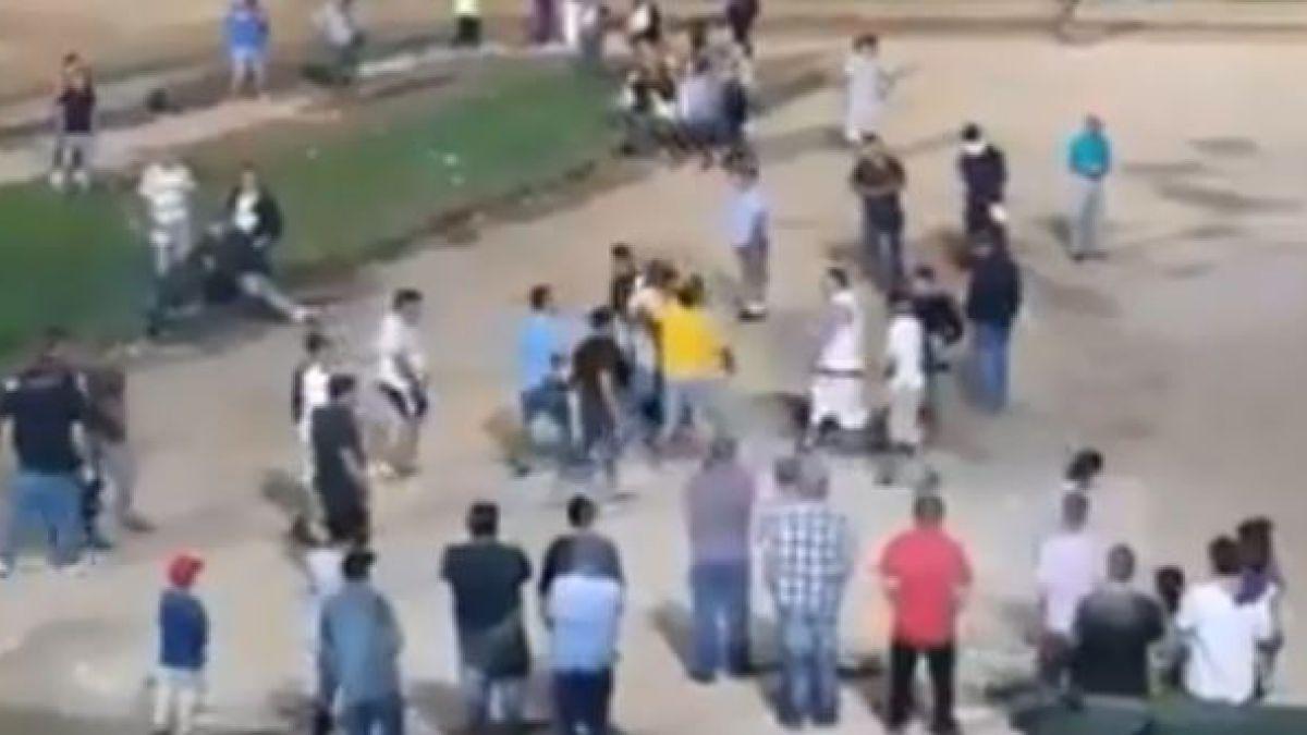 Discusión termina con dos personas heridas a bala en el Club Hípico