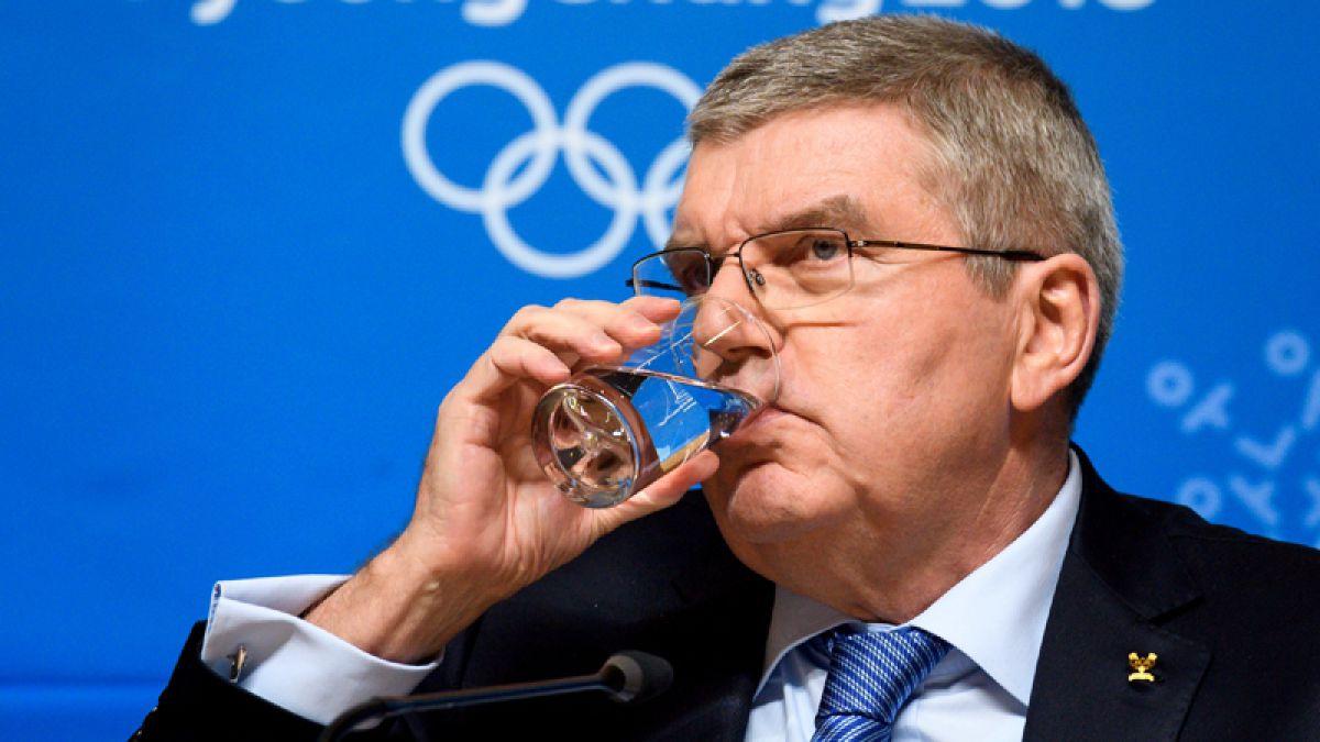 """Presidente del COI """"extremadamente"""" decepcionado por decisión del TAS sobre Rusia"""