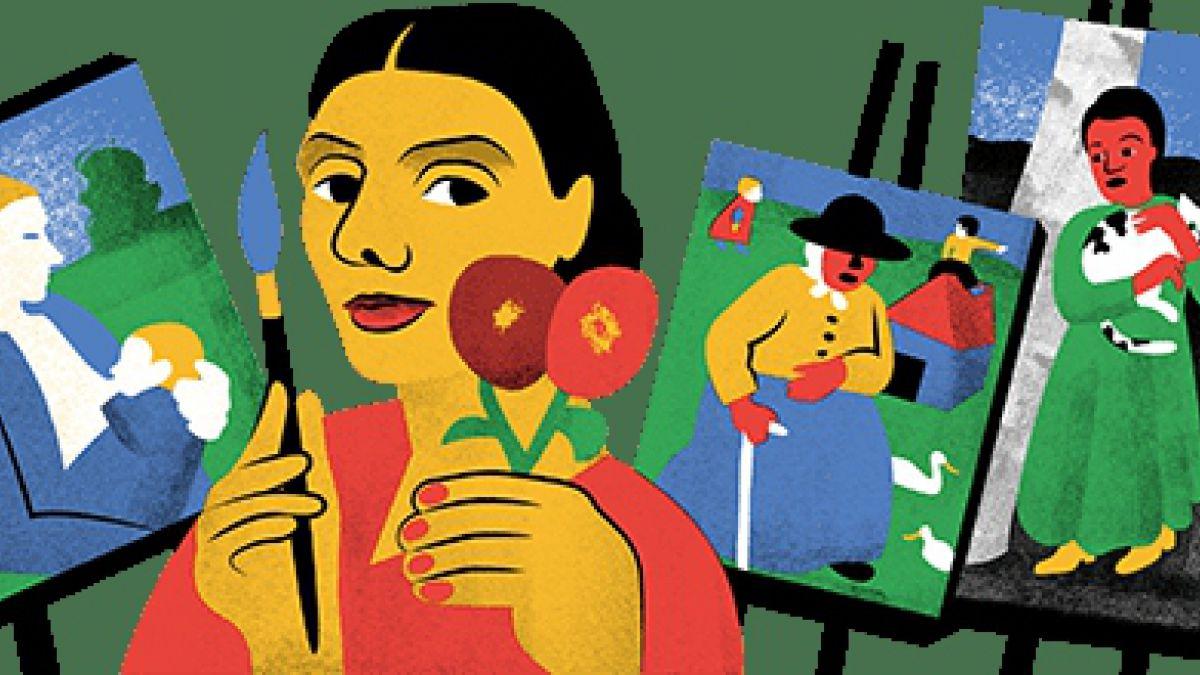 Paula Modersohn-Becker: la revolucionaria pintora alemana que Google homenajeó.