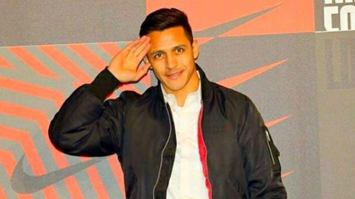 El traspaso de Alexis bate récords en el Manchester United