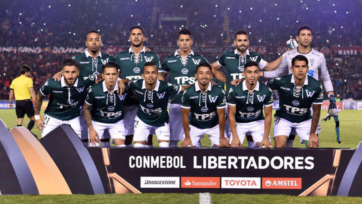 La programación del duelo entre Santiago Wanderers e Independiente Santa Fe por la Libertadores