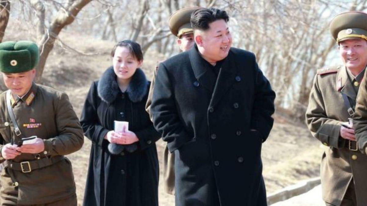 Líder norcoreano agradeció la hospitalidad que Seúl dio a su hermana