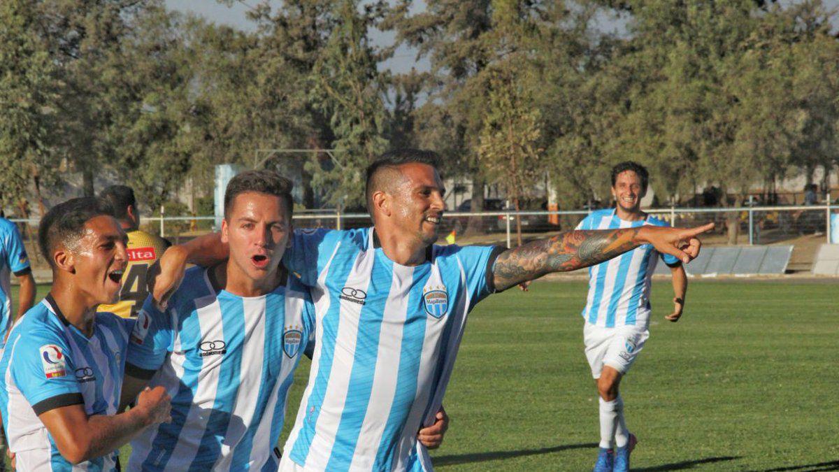 Mark González se estrena con un gol en Magallanes
