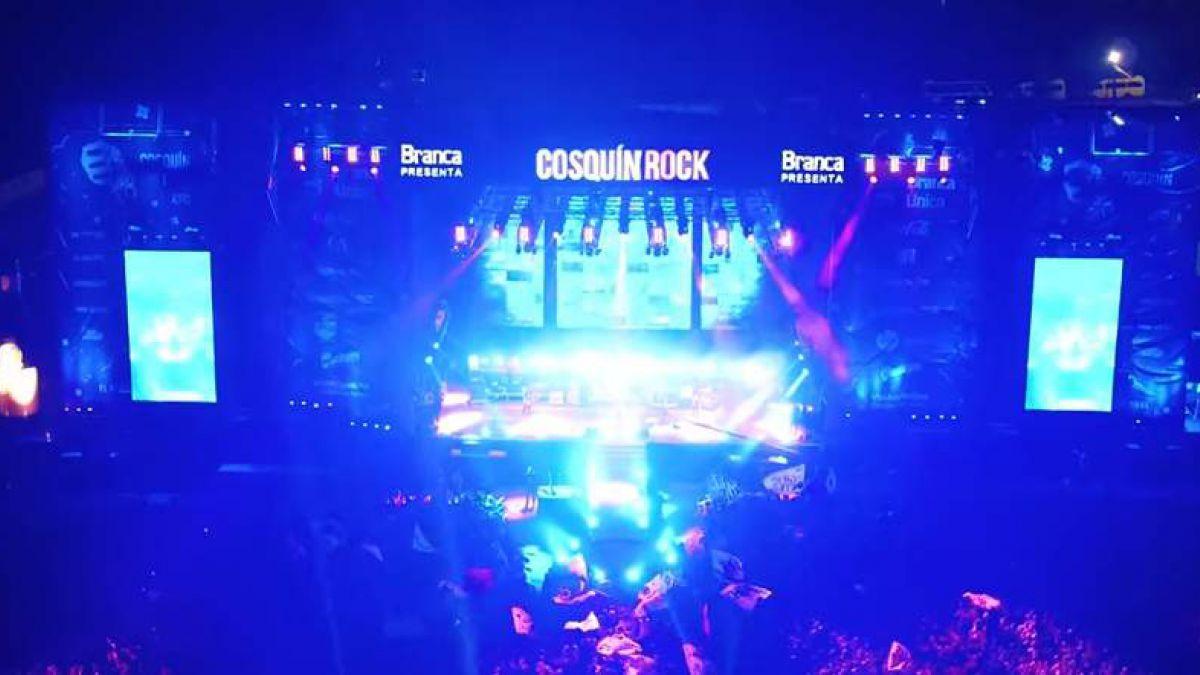 Cosquín Rock confirma su versión chilena para la primera semana de octubre