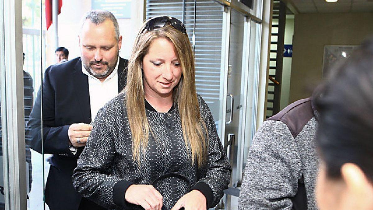Rechazaron millonario reembolso solicitado por la defensa de Natalia Compagnon