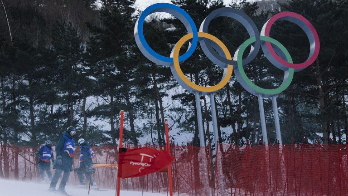 El viento retrasa pruebas de esquí alpino en Pyeongchang y se convierte en protagonista
