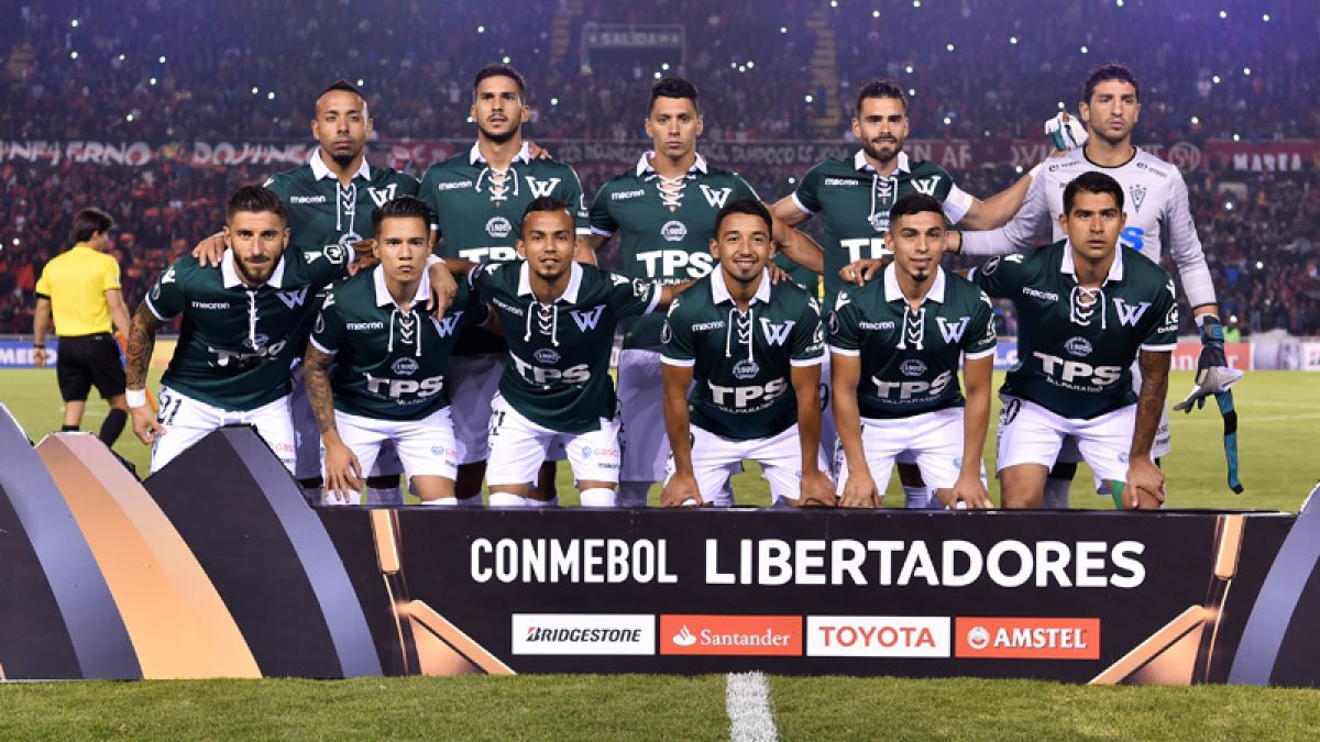 Santiago Wanderers va por una nueva hazaña en Copa Libertadores ante Santa Fe