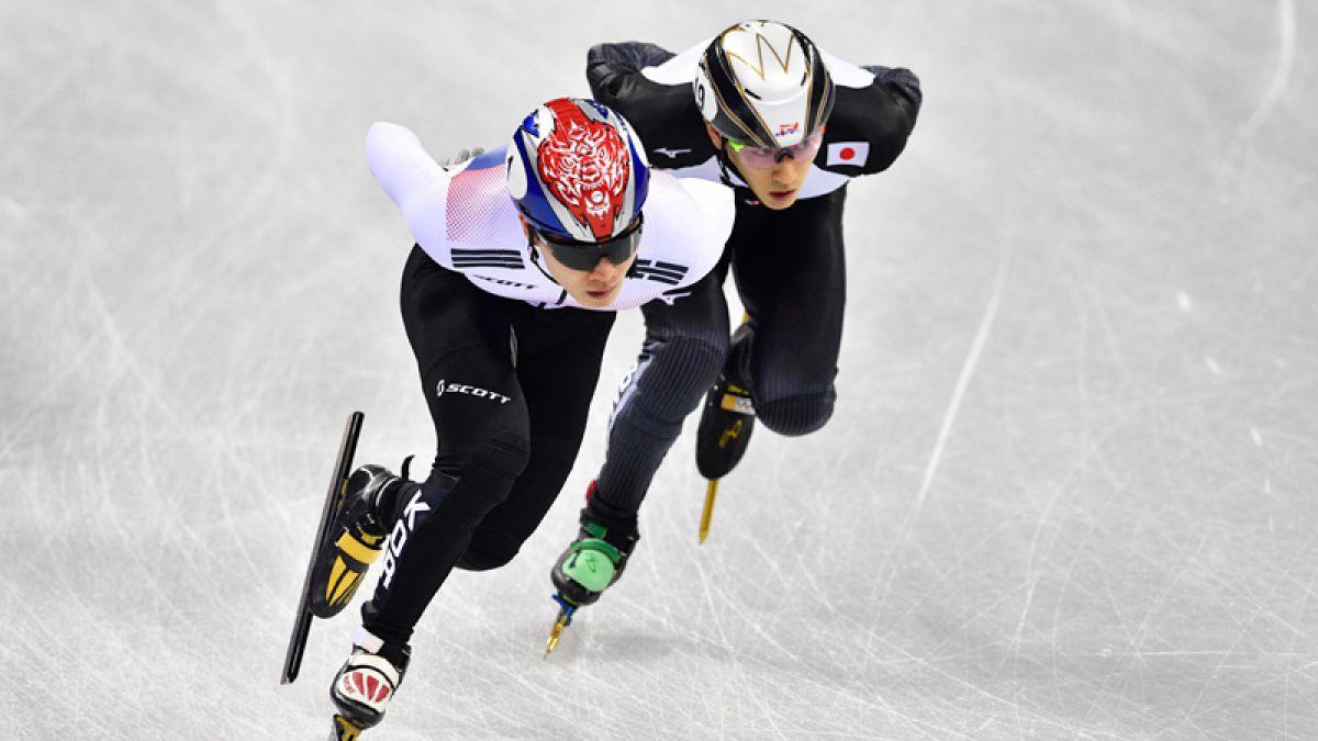 Patinador de velocidad japonés es el primer caso de dopaje en Pyeongchang 2018