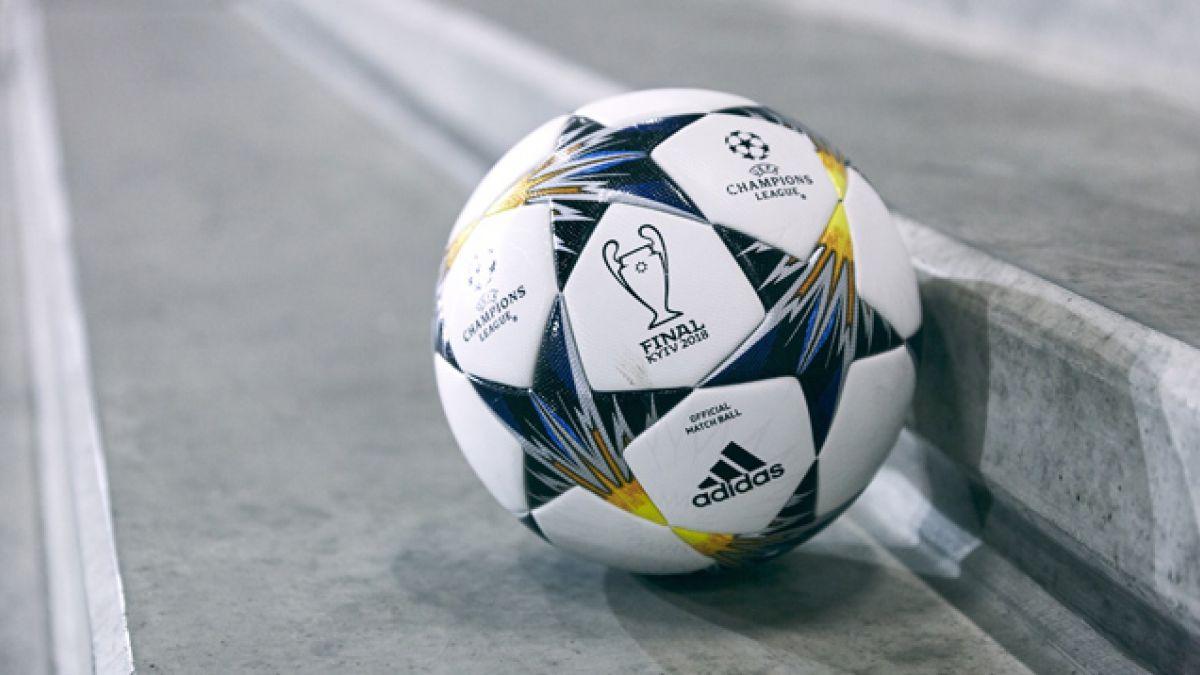 El balón con que Alexis y otras figuras disputarán los octavos de final de  la Champions 75a3680267797