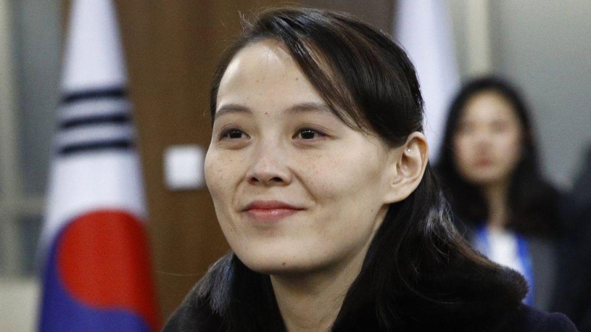 Kim Yo-jong, el arma secreta de seducción de Corea del Norte
