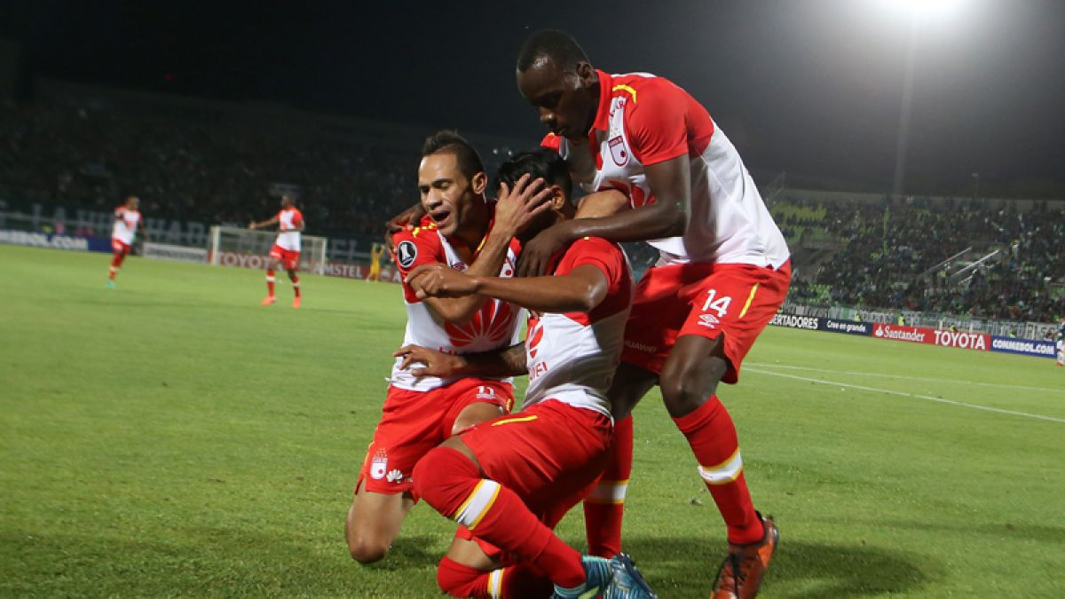 Santiago Wanderers cae ante Santa Fe y complica sus chances en la Libertadores