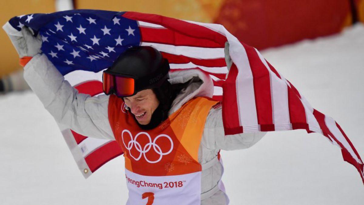 El estadounidense Shaun White gana su tercer oro olímpico en Snowboard halfpipe