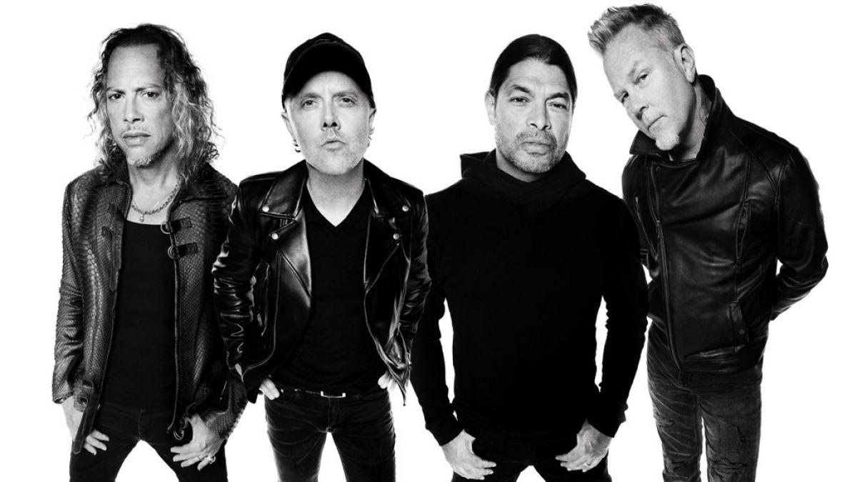 Metallica recibe el Premio Nobel de la Música