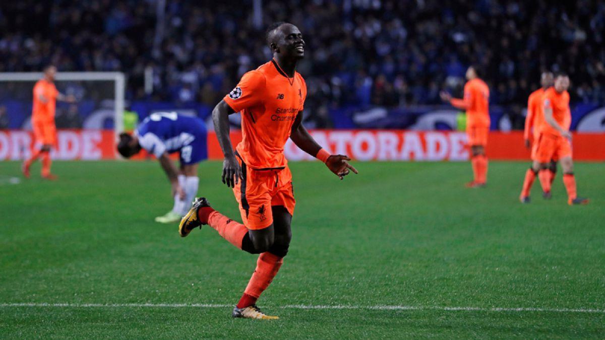 Liverpool despedazó al Porto