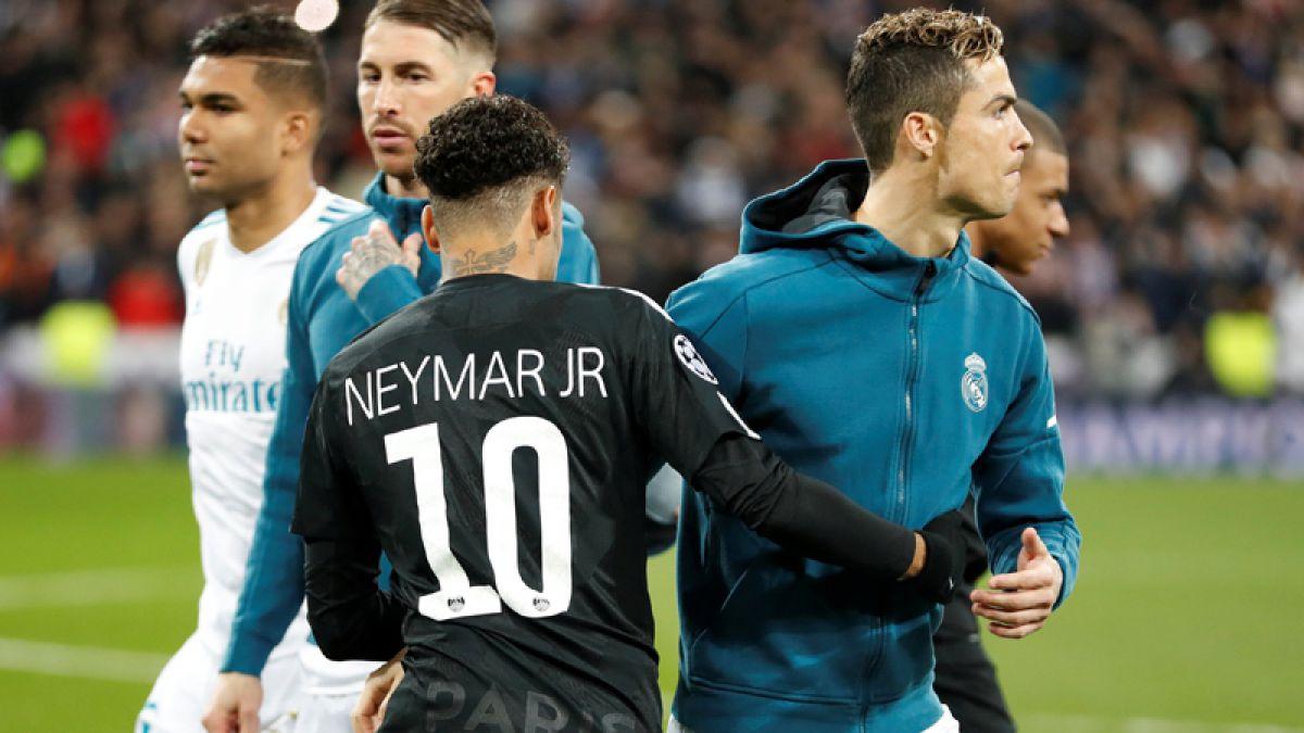 """Cristiano cree que llave """"no está cerrada"""" y Neymar coincide: """"Nada es imposible"""""""