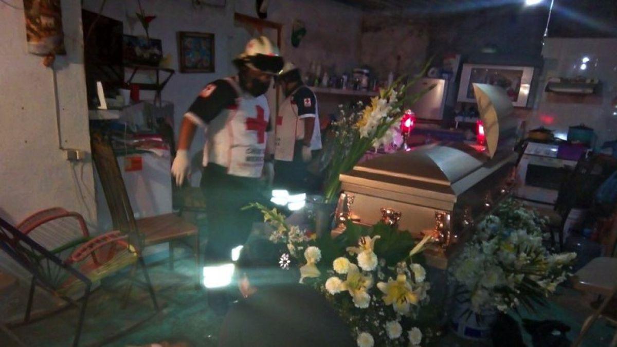 Masacran a balazos a cuatro personas en pleno velorio en Veracruz