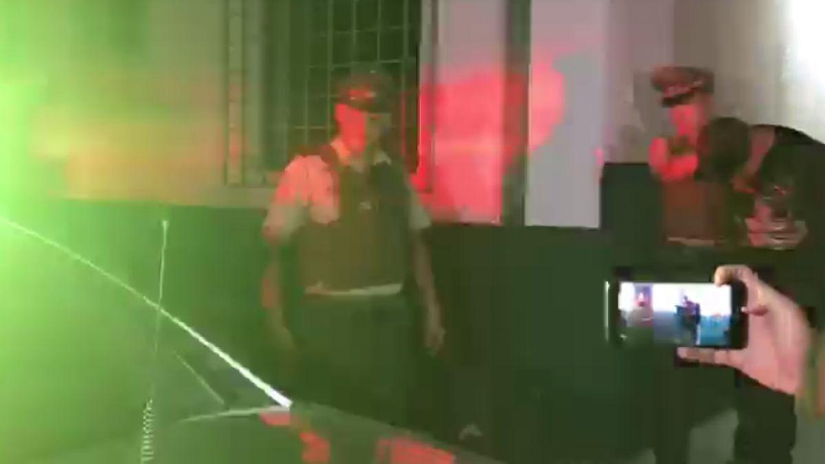 Vehículo de la peluquera personal de Bachelet fue sustraído durante violento