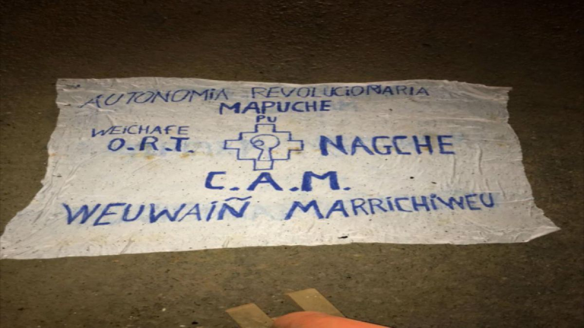 Madereras aluden a patético desencuentro por Operación Huracán luego de nuevos atentados en el sur