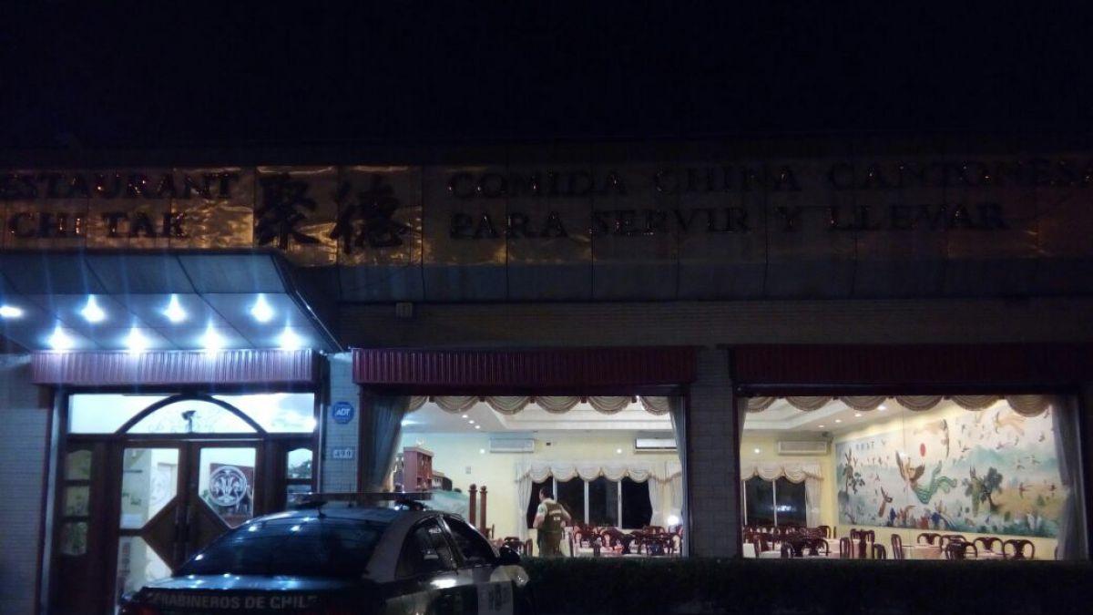Muere segundo asaltante baleado por comerciante que repelió robo en Pudahuel