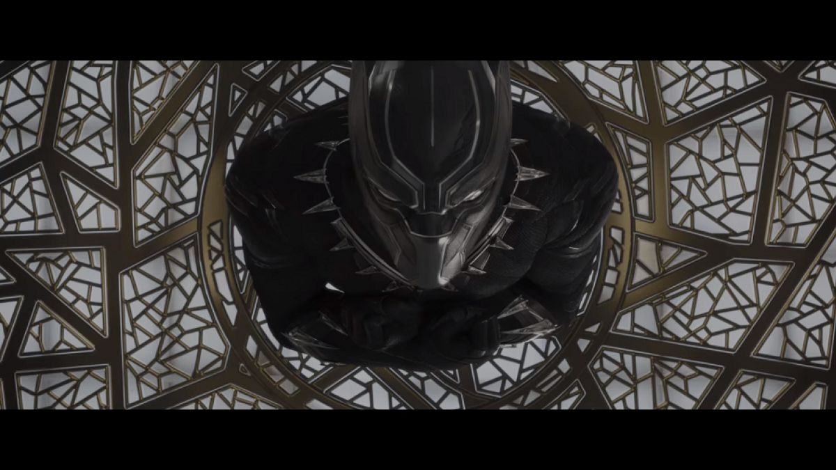 Black Panther, el rey de la Taquilla y de Wakanda — Marvel