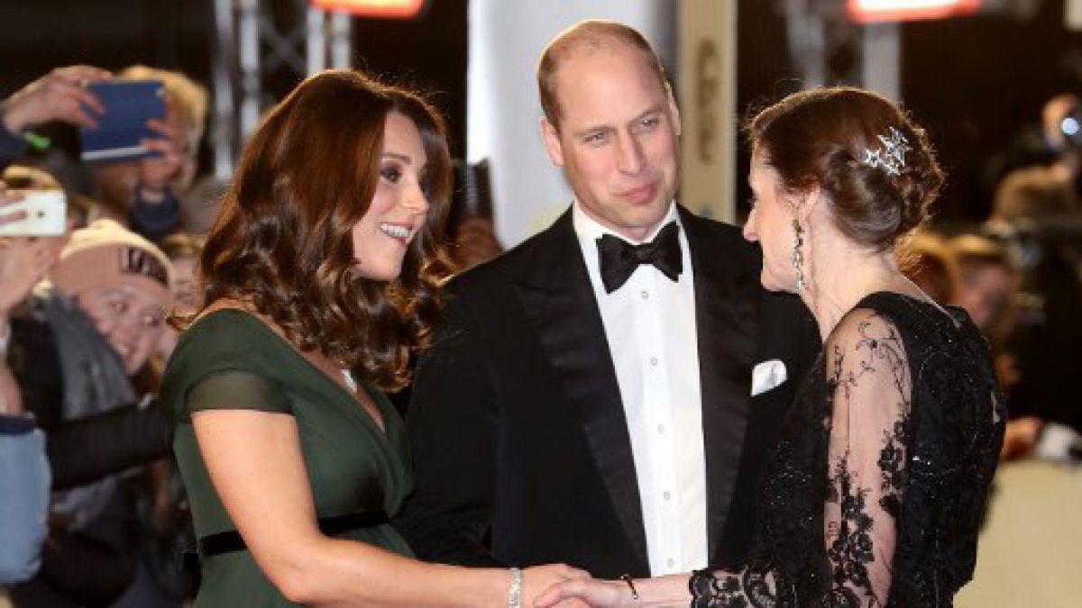 86984b626 ¿Por qué critican el vestuario de Kate Middleton en la gala de los BAFTA