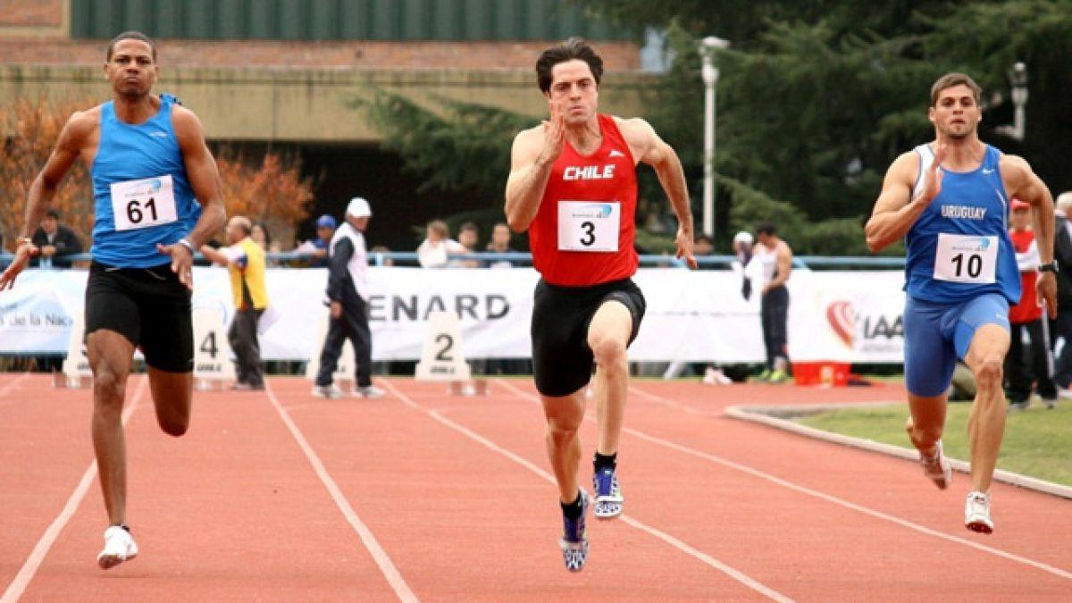 Futuro subsecretario de Deportes recordó su corrida con Usain Bolt