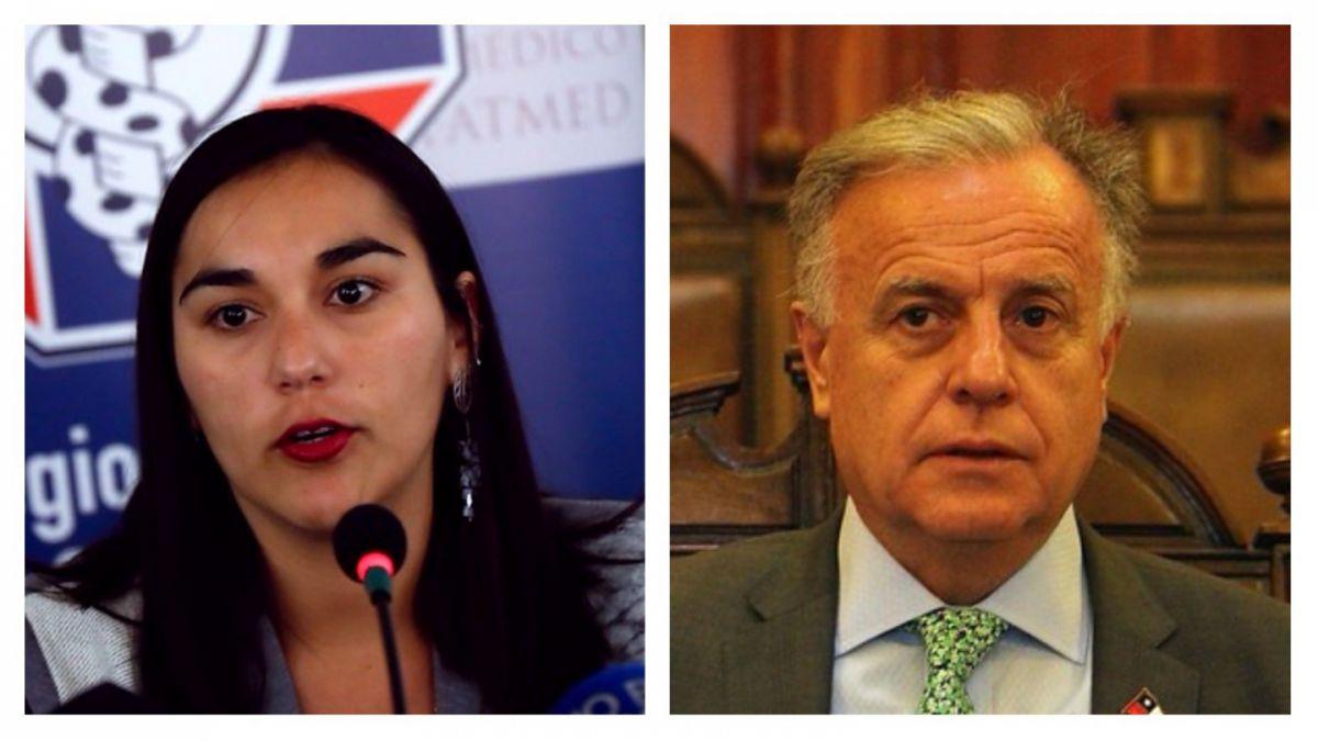 Colegio Médico agenda encuentro con ministro de Salud en medio de críticas a subsecretario