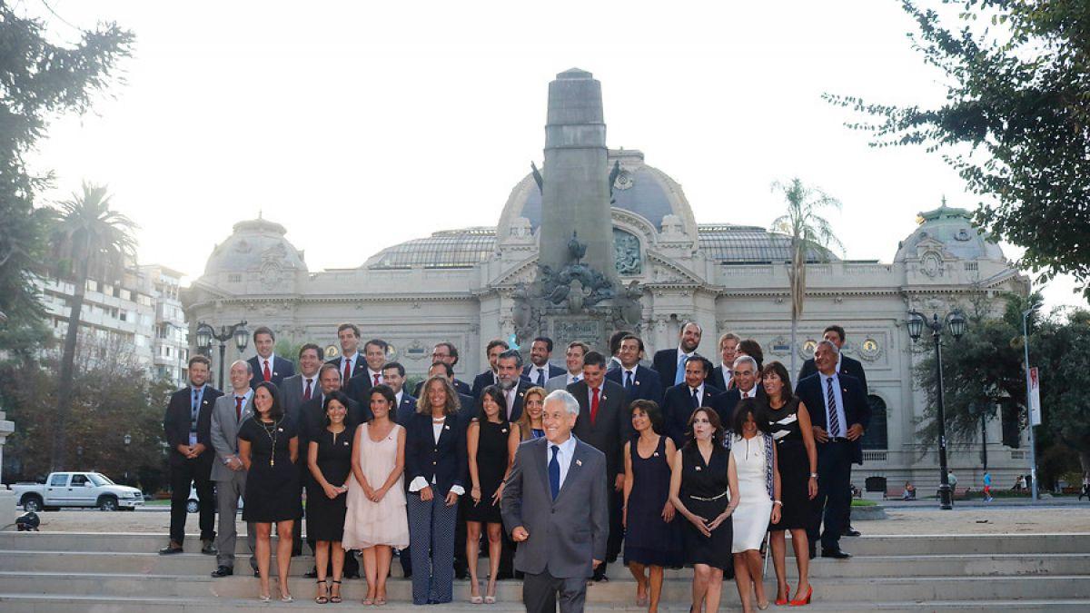 [Minuto a Minuto] Piñera anuncia a sus nuevos subsecretarios