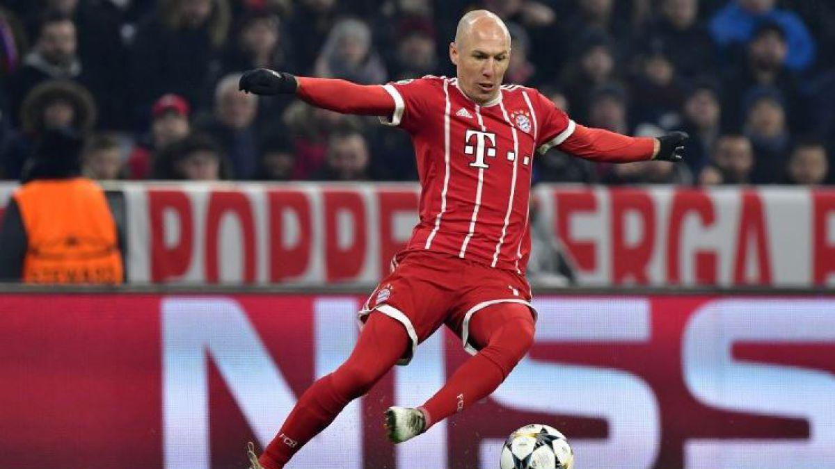 El Bayern aplastó al Besiktas por 5 a 0