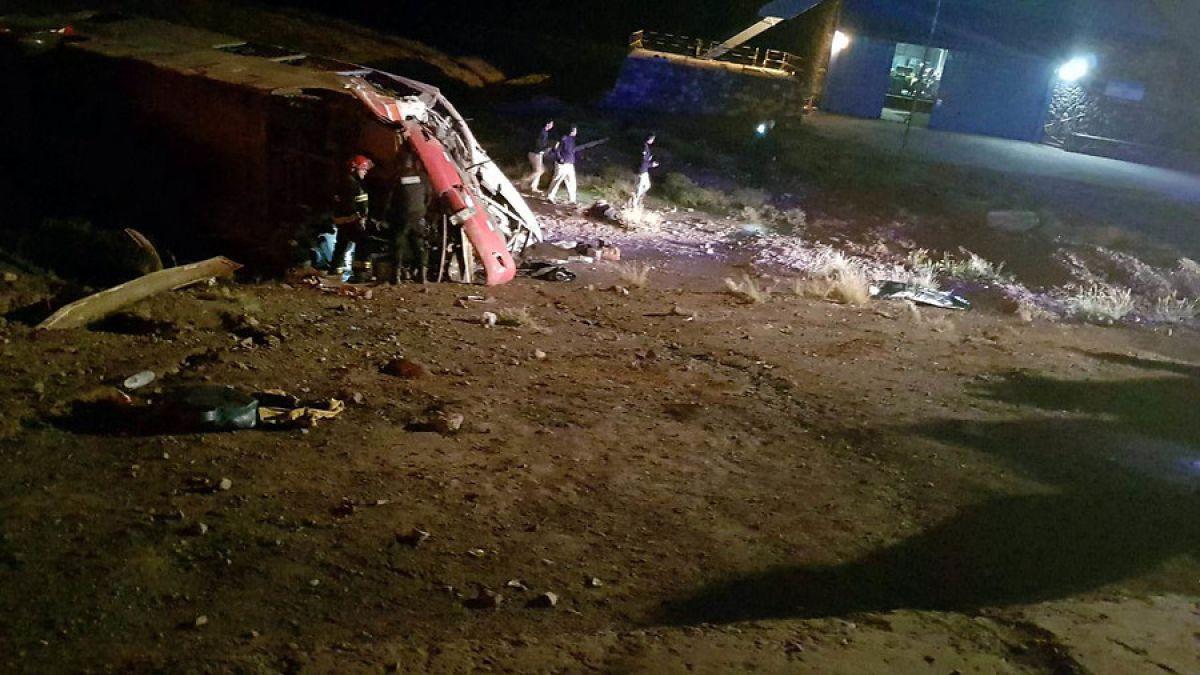 Conductor del accidente en Mendoza había consumido marihuana y cocaína