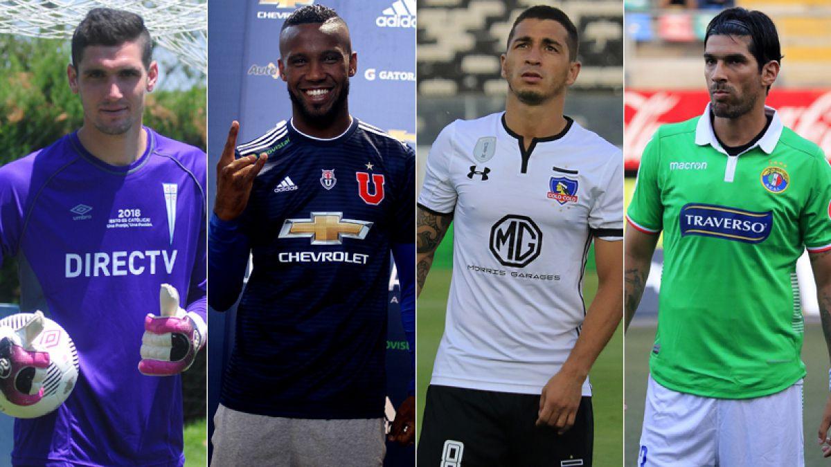[Especial Movidas] Revisa todos los fichajes de los clubes para el Campeonato Nacional