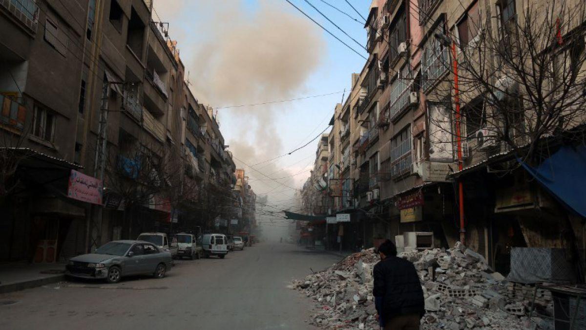 Las reacciones del mundo frente al ataque a Siria | Tele 13