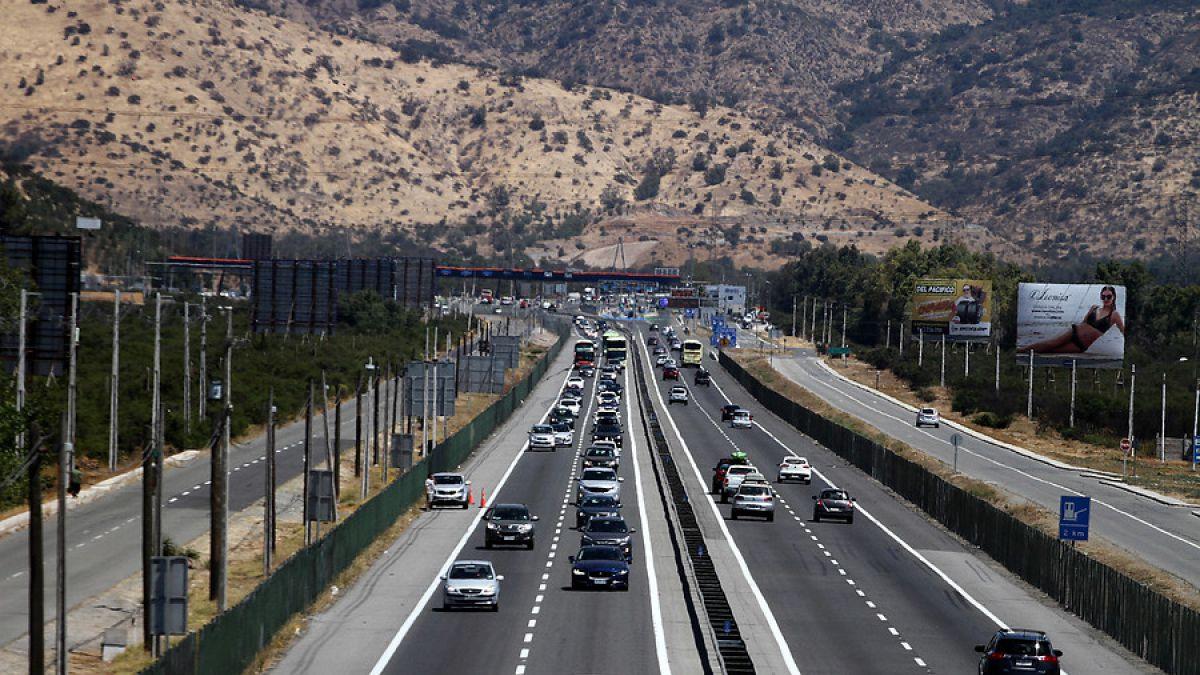 12 personas fallecidas en accidentes de tránsito — Balance de Carabineros