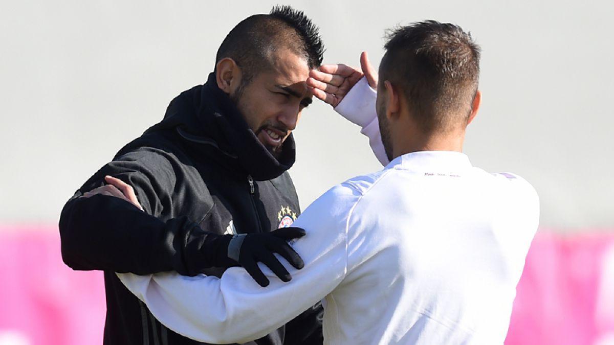 Dos grandes de la Serie A, en disputa por Arturo Vidal