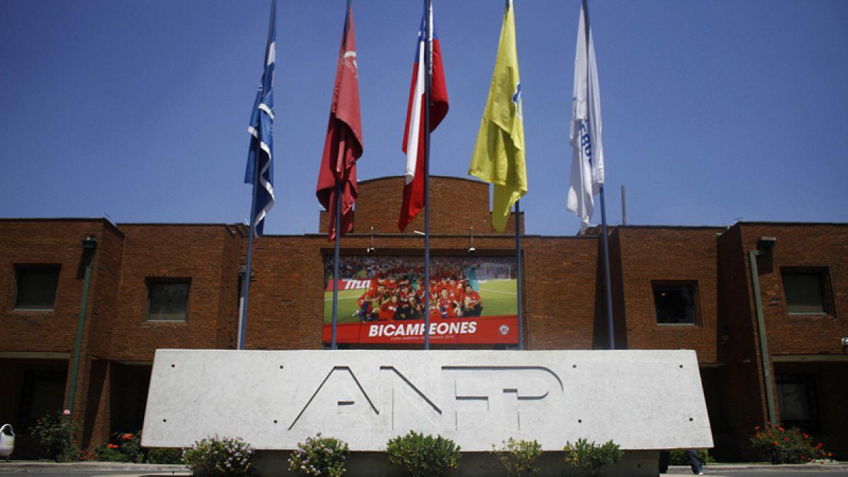 Fiscalía Nacional Económica demanda a la ANFP por libre competencia