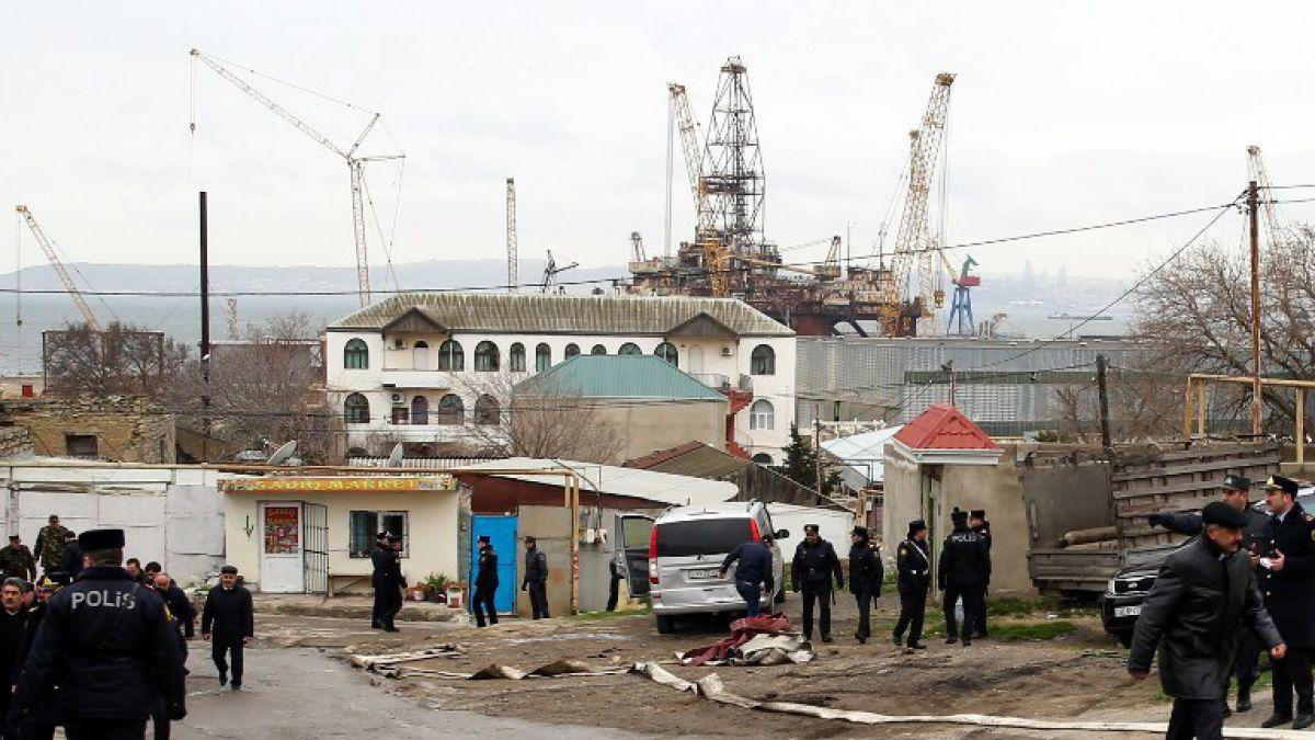 Incendio en un centro de rehabilitación de Azerbaiyán deja 25 muertos