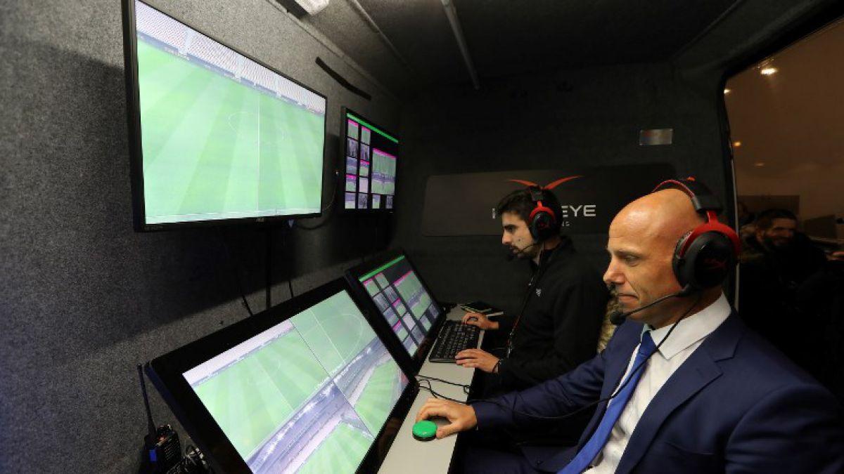 Liga española de fútbol utilizará videoarbitraje en próxima temporada