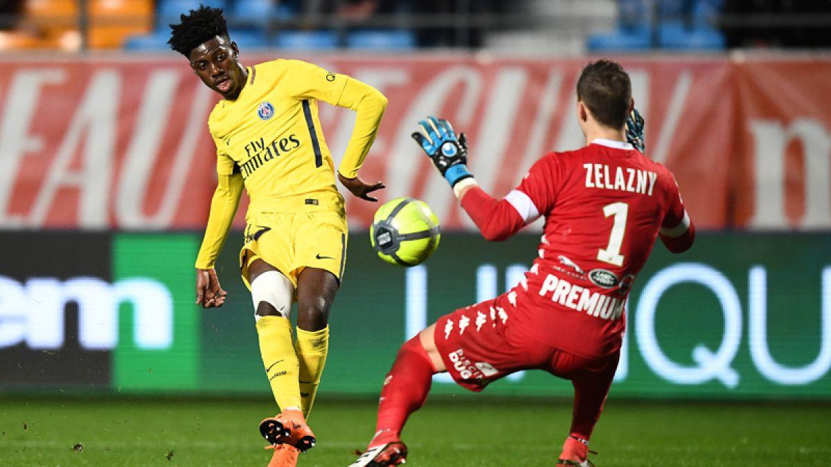 PSG vs. Troyes: con Cavani por la Ligue 1 de Francia