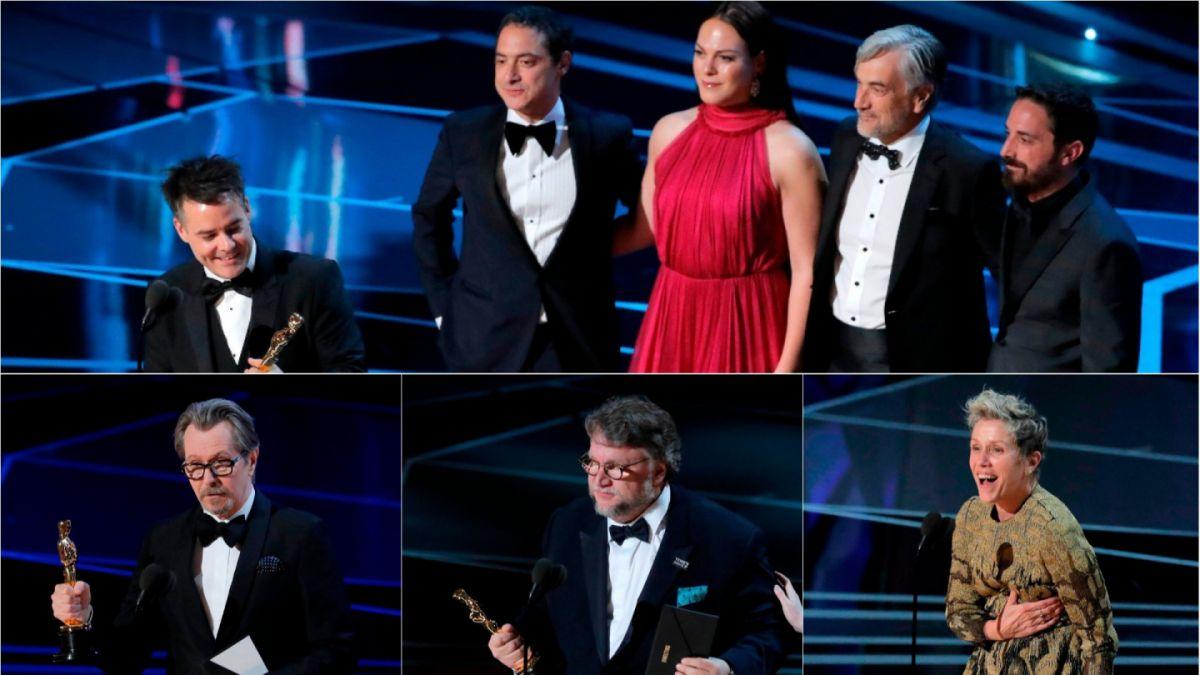 Premios Oscar 2018: listado completo de los ganadores de la estatuilla dorada
