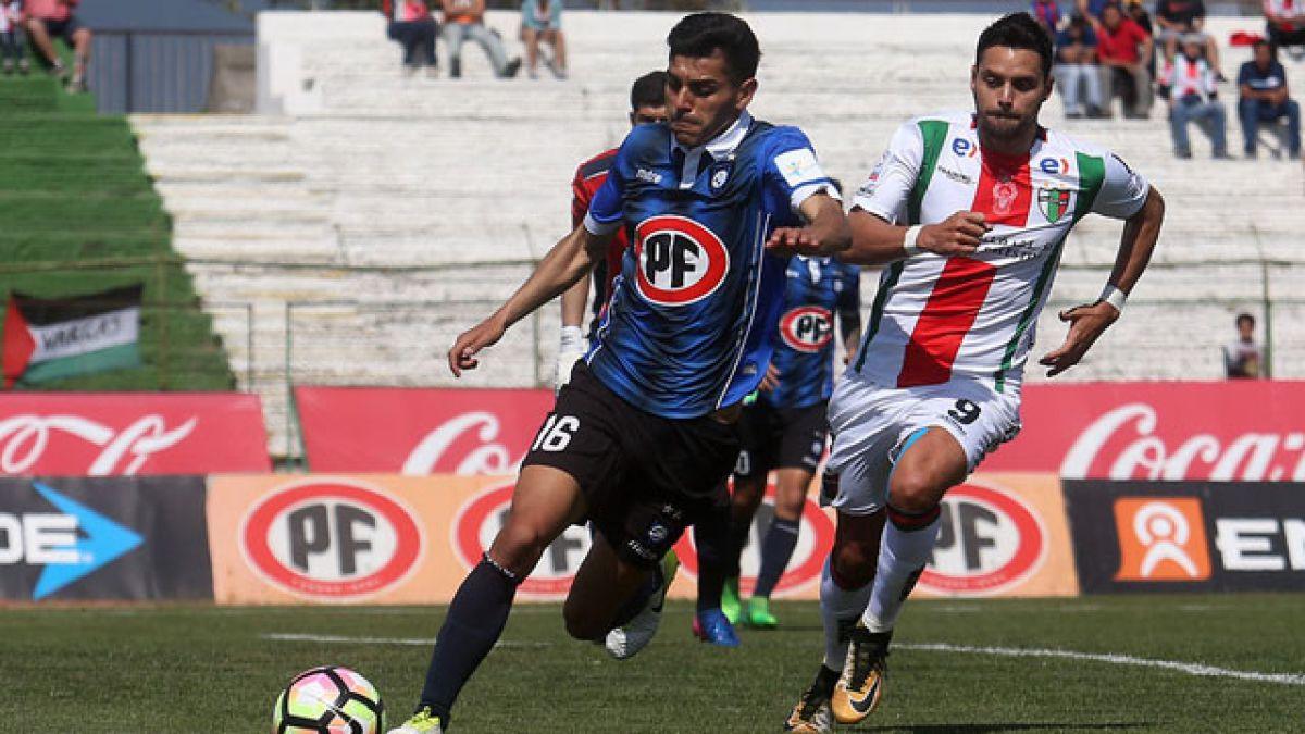 Defensa de Antofagasta está en la mira de Reinaldo Rueda