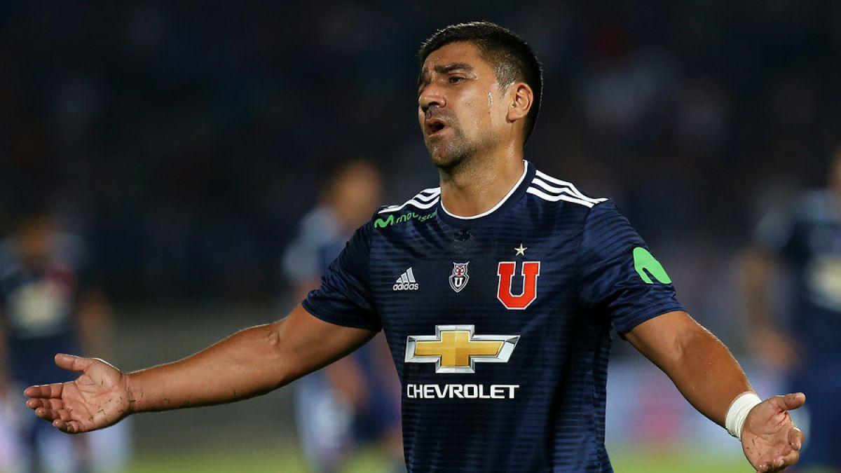 """Pizarro y el opaco desempeño internacional chileno: """"Falta carácter para poder afrontar las copas"""""""