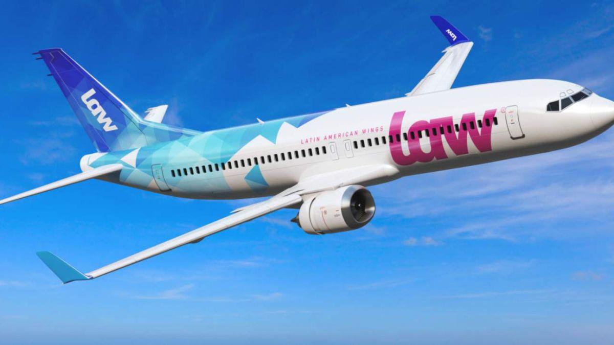 Chile: Suspenden permisos de vuelos a la línea Latin American Wings (LAW)