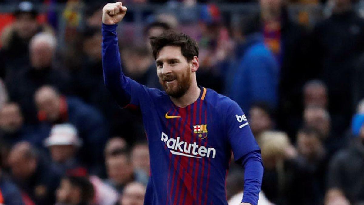 Lionel Messi anuncia el nacimiento de su tercer hijo | Tele 13