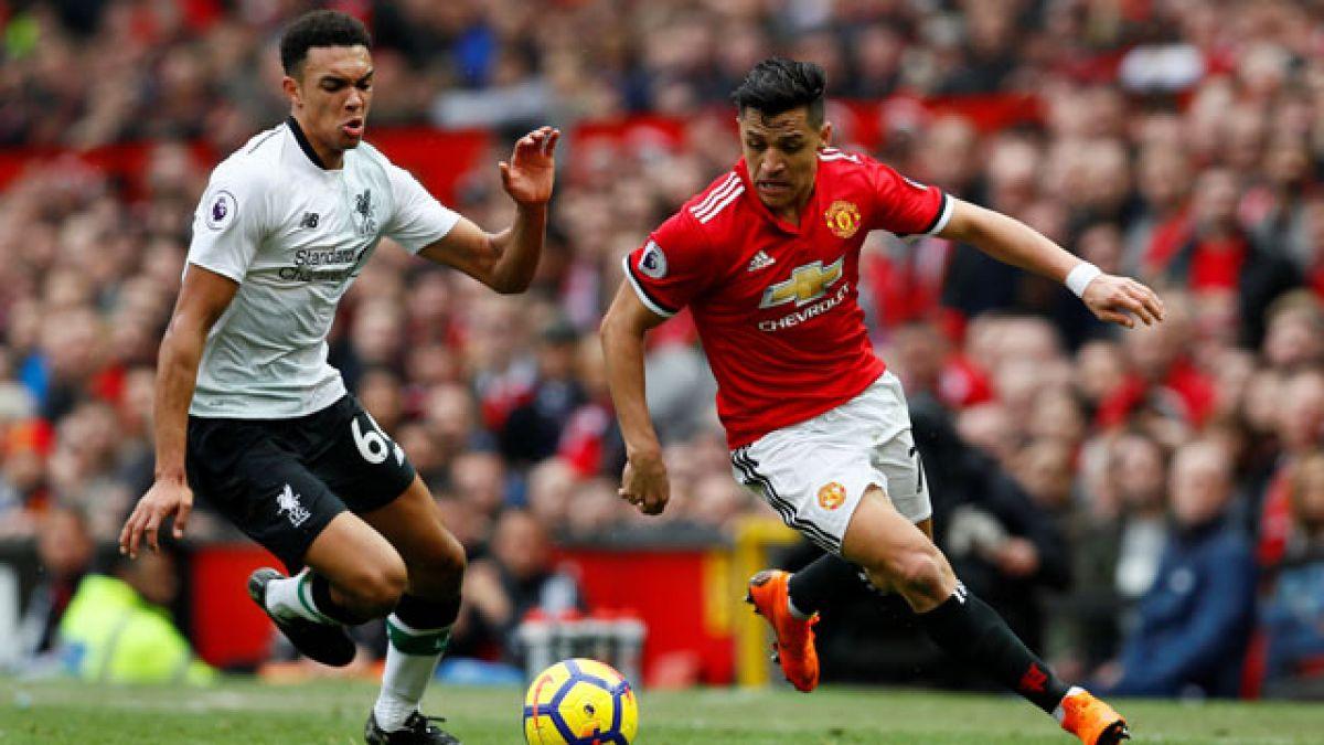 [ Internacional ] Alexis y el United vencen a Liverpool en el clásico