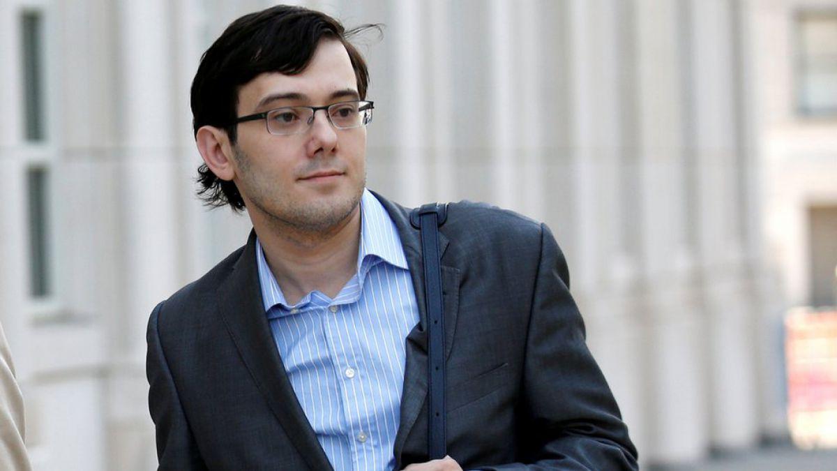 ¿Por qué el hombre más odiado de Estados Unidos, Martin Shkreli, irá a la cárcel?