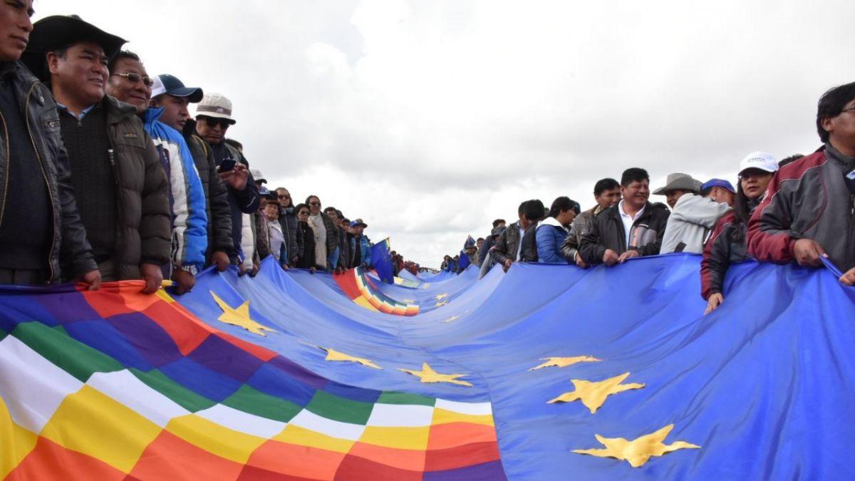 Evo Morales invita a Chile a tener una relación