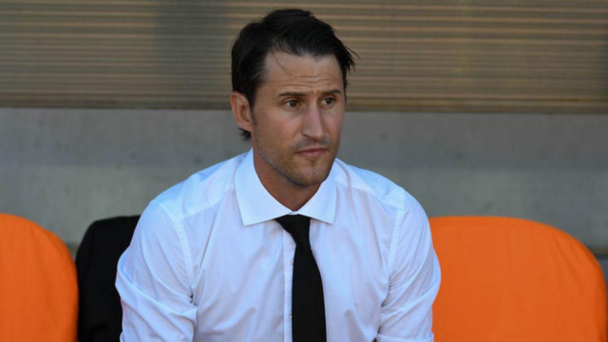 """Beñat San José: """"La actitud que he encontrado en los jugadores ha sido fantástica"""""""