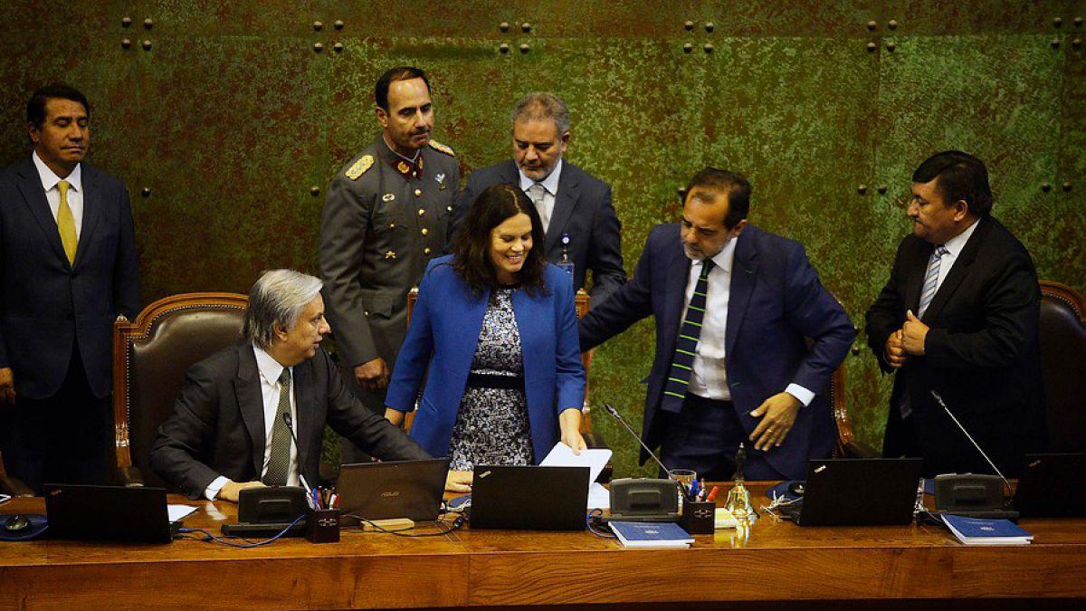 Maya Fernández asumió presidencia de la cámara