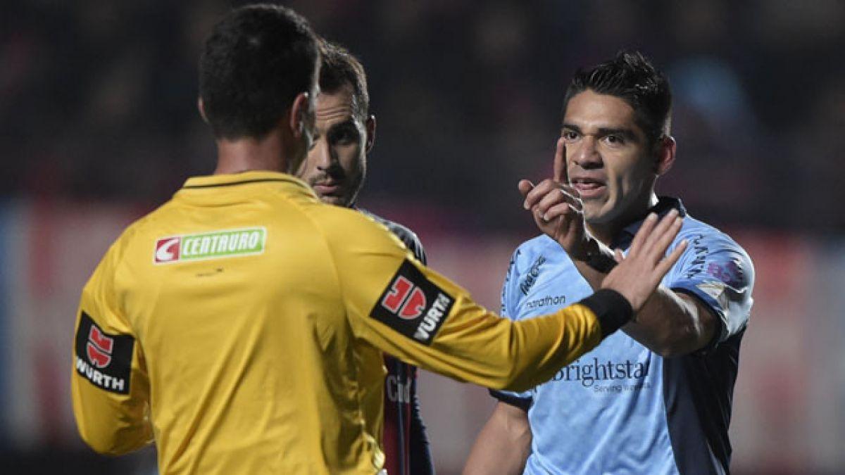 César Pinares sufre lesión y no jugará ante Bolívar por Copa Libertadores